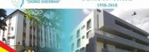60 de ani de activitate - Institutul de Neurologie și Neurochirugie din Chișinău